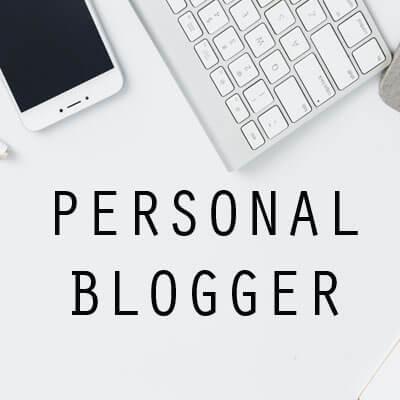 Suka duka seorang personal blogger di jaman now