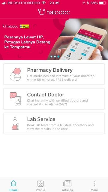 Aplikasi halodoc gratis solusi kegelisahan soal penyakit