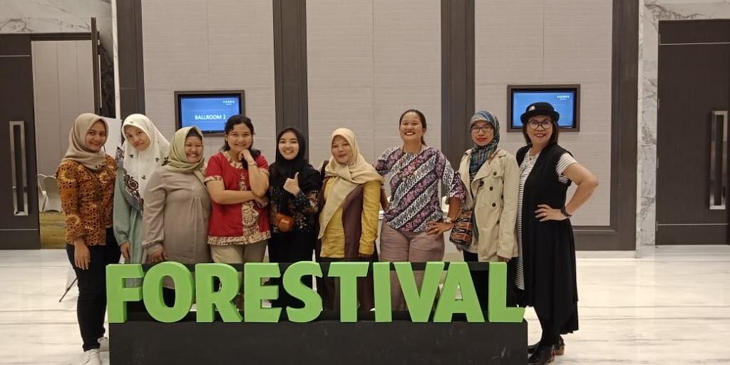 Rehabilitasi hutan dan lahan wilayah Indonesia
