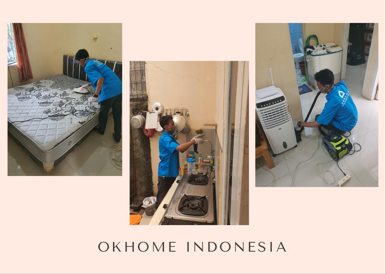 review jasa bersih rumah bekasi OKHOME
